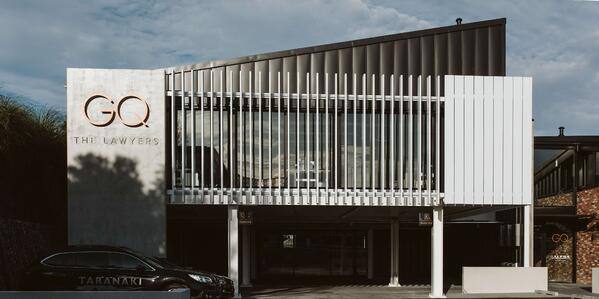 Winner of the commercial building in the NZ Institute of Architects
