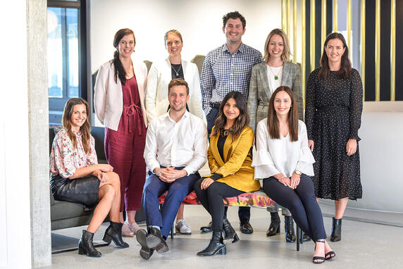 Meet the young lawyers of Govett Quilliam