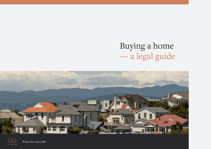 Download the legal guide to buying a home